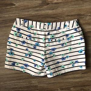 ELLE Women's Size 12 Cotton Shorts W/ Pockets